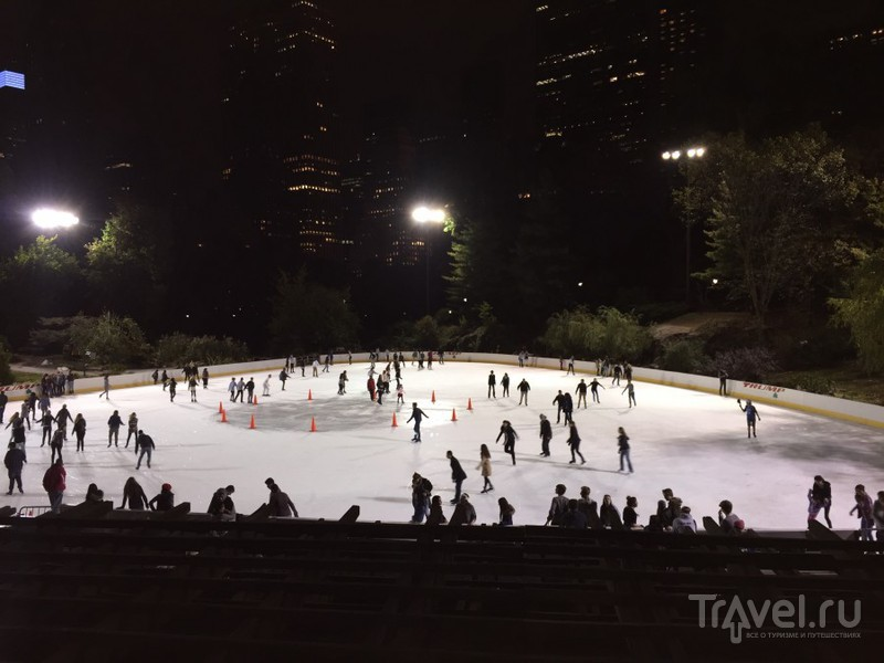 Любителям зимних видов спорта / США