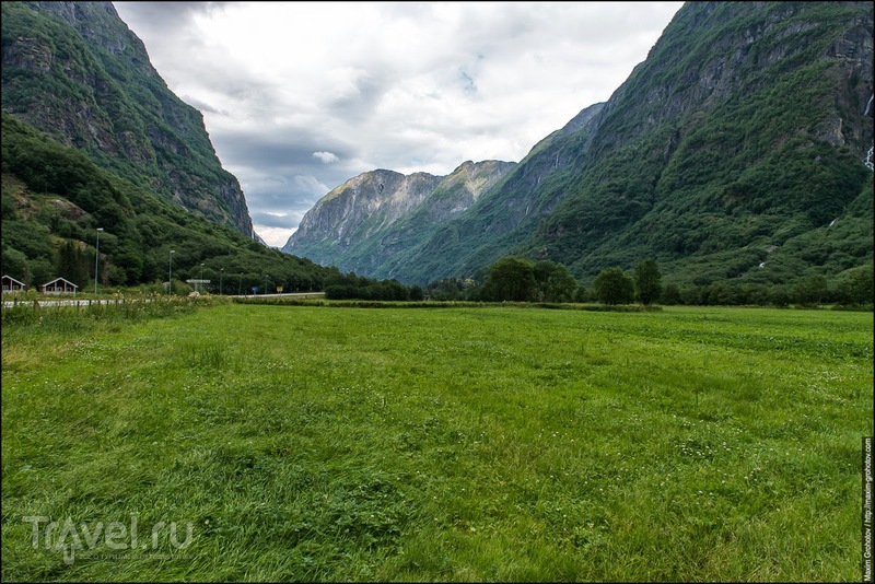 Around the Norge. Между Бергеном и Согнефьордом / Фото из Норвегии
