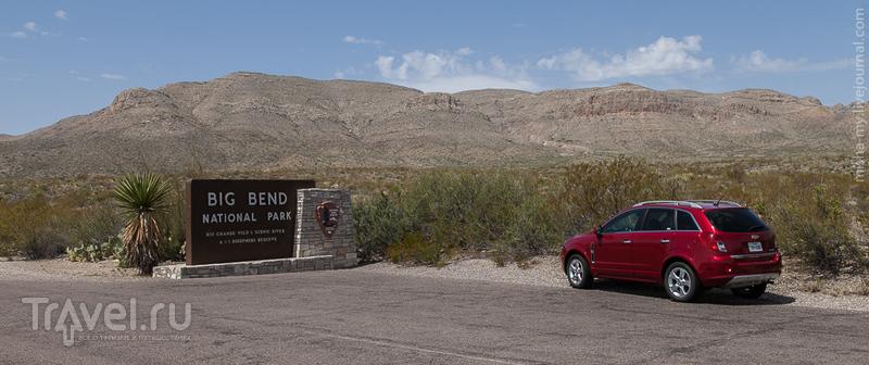 США. Национальный парк Big Bend / Фото из США