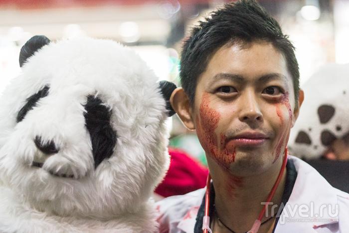 Хеллоуин по-японски / Япония