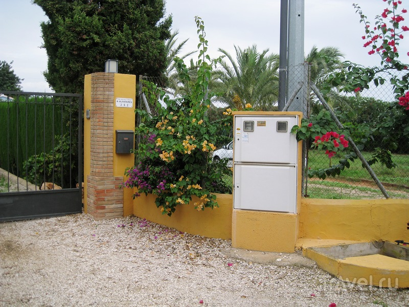 Ондара. Сад El Sueño (Мечта) / Фото из Испании