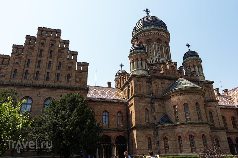 Черновицкий университет / Украина