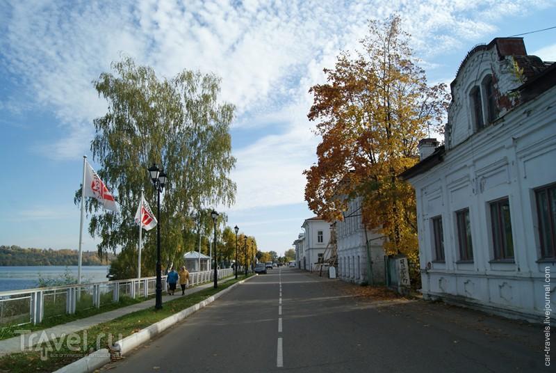 Плёс и школьные уроки рисования / Россия