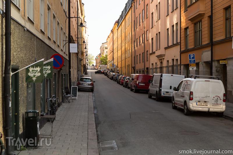 Прогулка по Стокгольму / Швеция