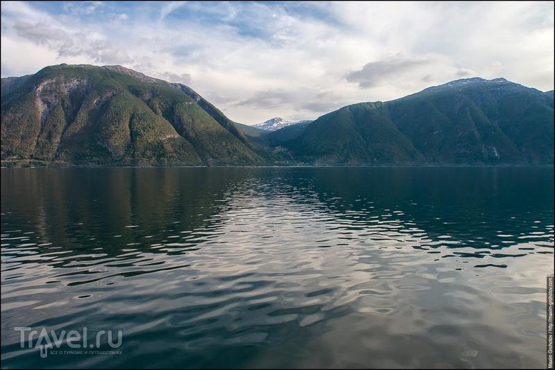 Around the Norge. Sognefjord / Фото из Норвегии
