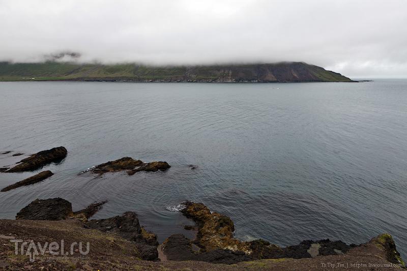 Исландия. Вдоль берегов Восточных фьордов / Фото из Исландии