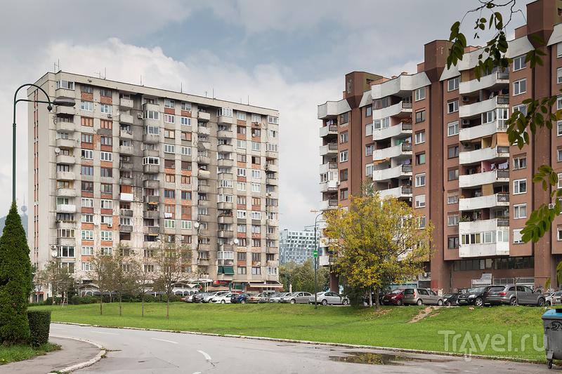 Сараево. Следы войны / Босния и Герцеговина