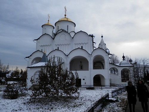 Суздаль, большой круг по монастырям / Россия