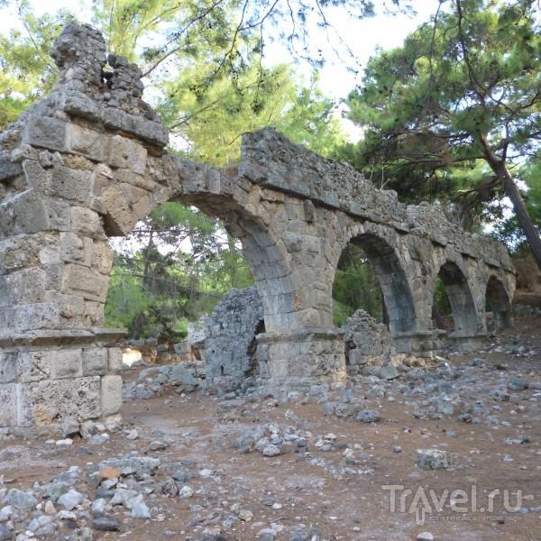 Древний Фазелис / Турция