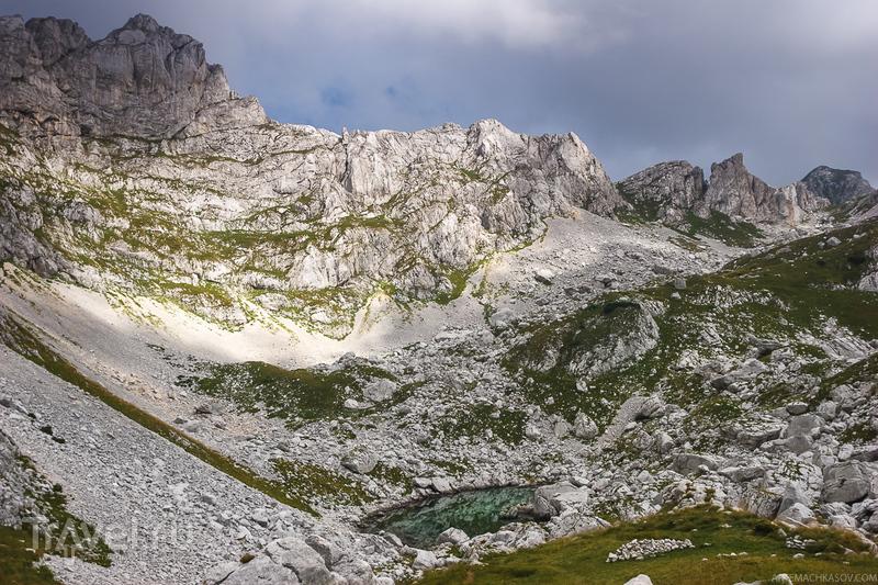 Восхождение на  вершину Боботов Кук / Фото из Черногории