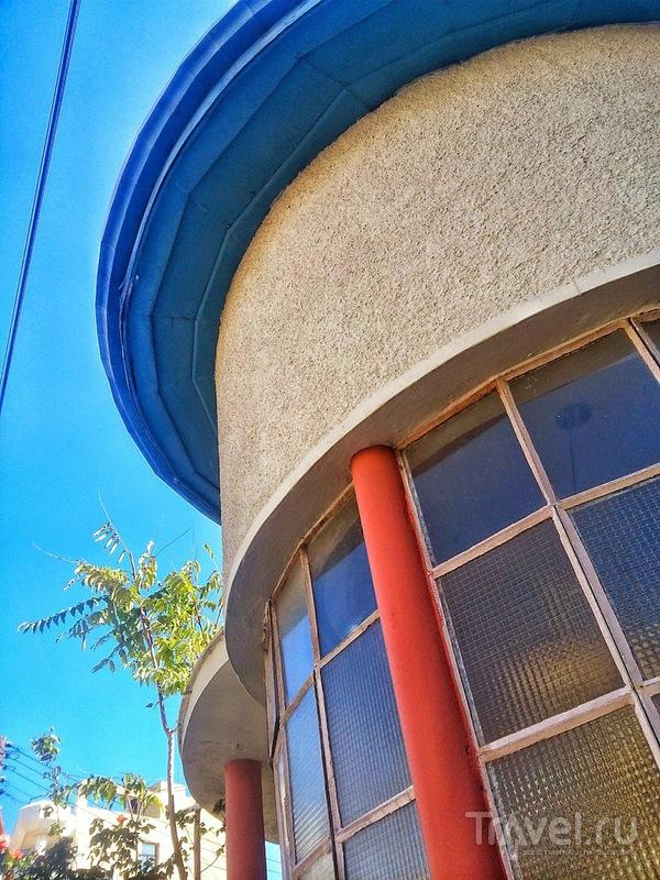 Круглые фасады Кипра / Кипр