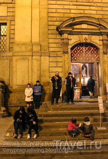 Хеллоуин в Праге / Чехия