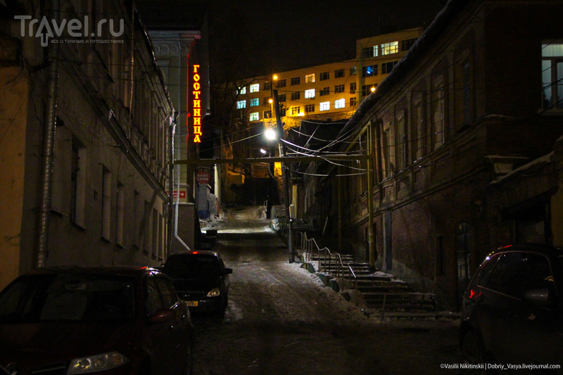 Прогулка по вечернему Нижнему / Россия