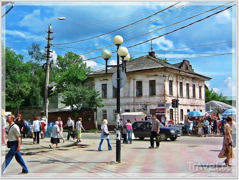 Старые дома Тулы / Россия