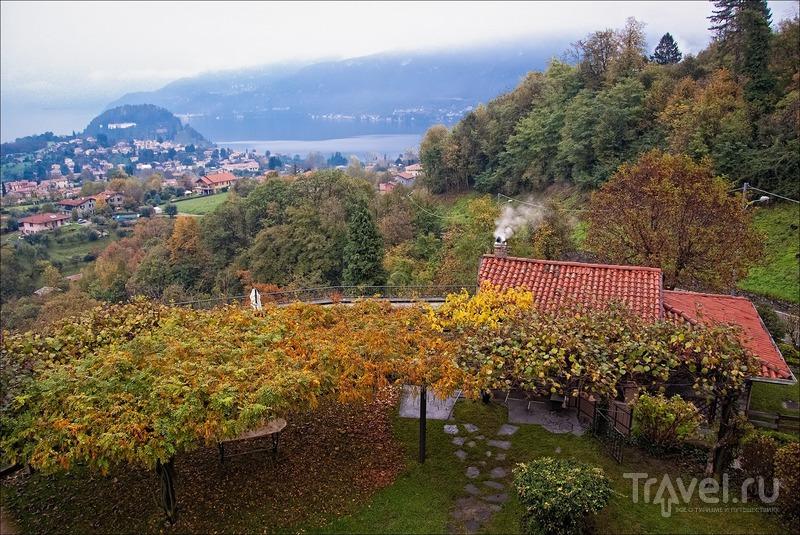 Осень на озере Комо: Белладжо / Фото из Италии