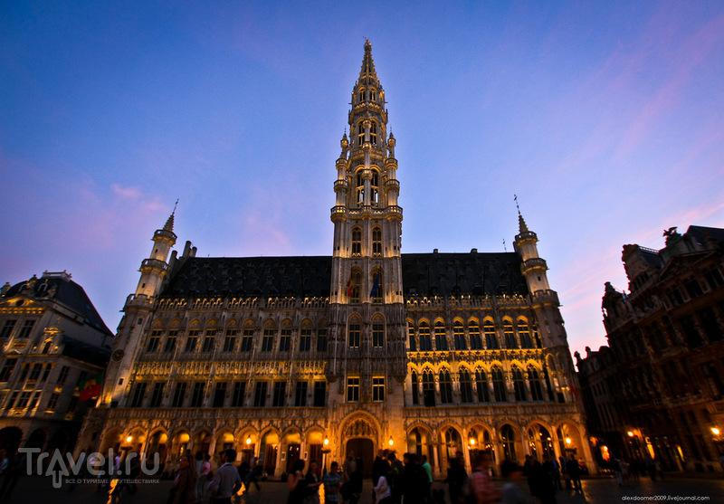 Фотопрогулка по столице Бельгии / Фото из Бельгии