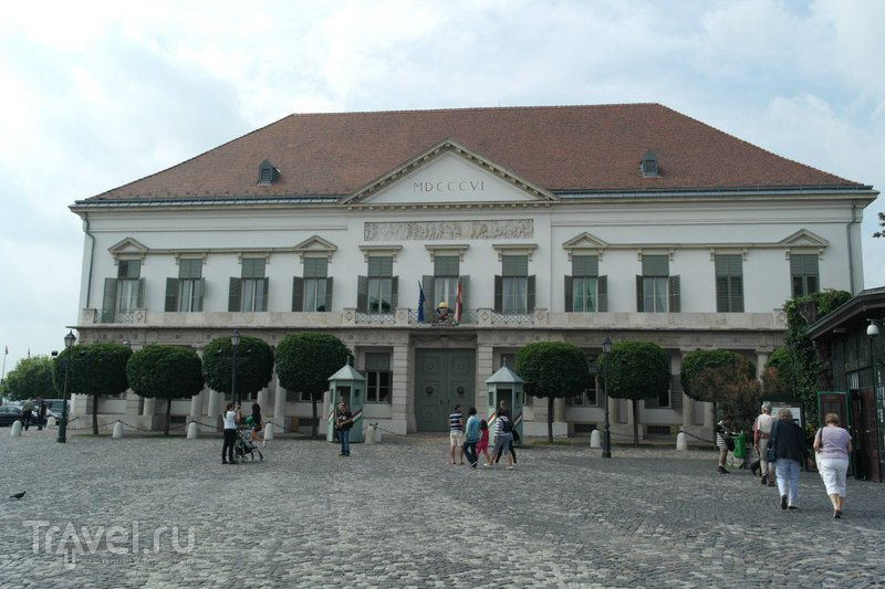 Будапешт, Будайская крепость / Венгрия
