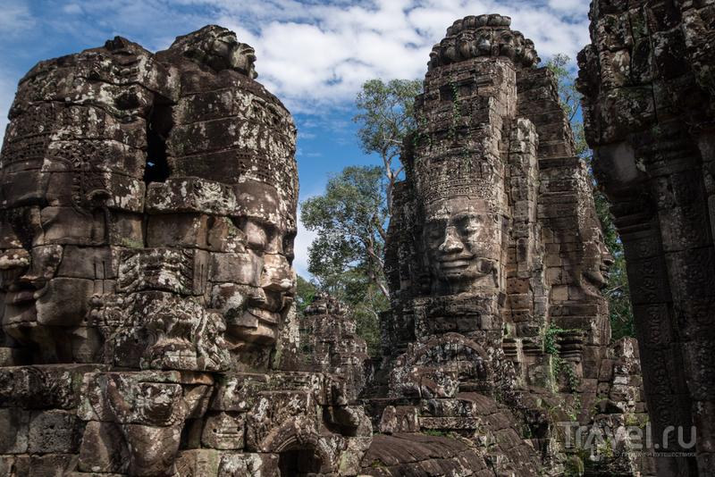Байон / Фото из Камбоджи