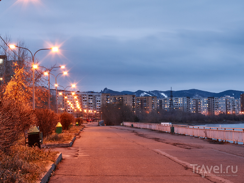 Немного о Красноярске / Россия