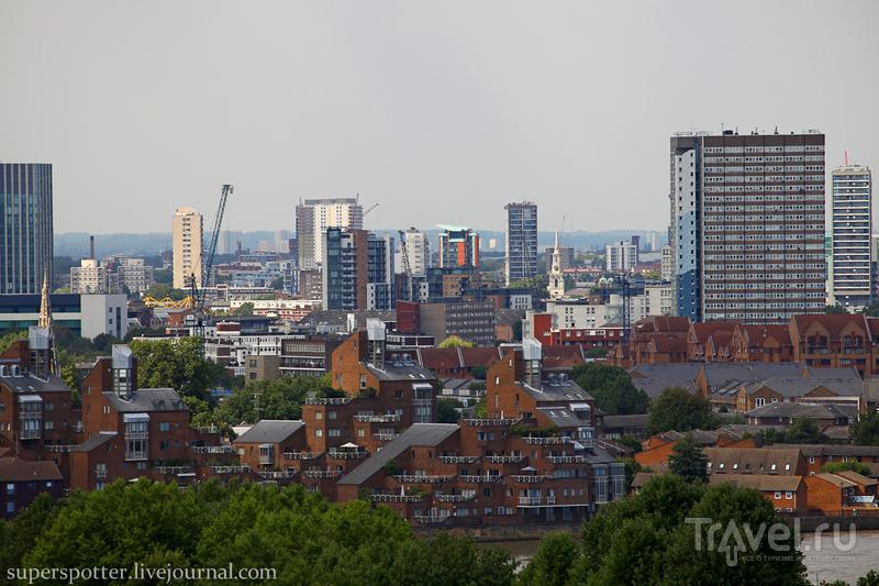 Лондон. Гринвич / Фото из Великобритании