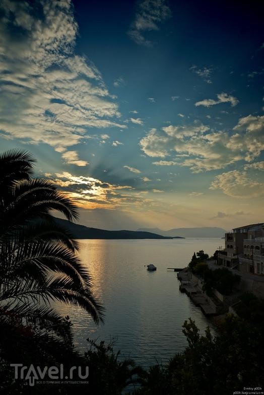 Красивый горный край. Босния и Герцеговина. Адриатическое море. Неум / Фото из Боснии и Герцеговины
