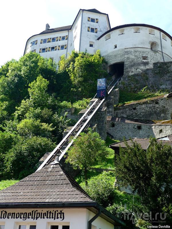 Куфштайн. Крепость - Feste Kufstein / Фото из Австрии
