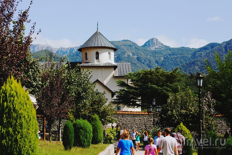 Черногория: от Которской бухты до Дурмитора / Черногория