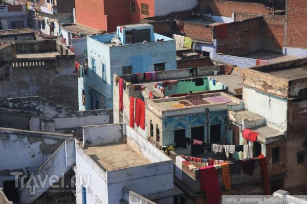 Знакомство с Варанаси и долгожданная встреча / Индия