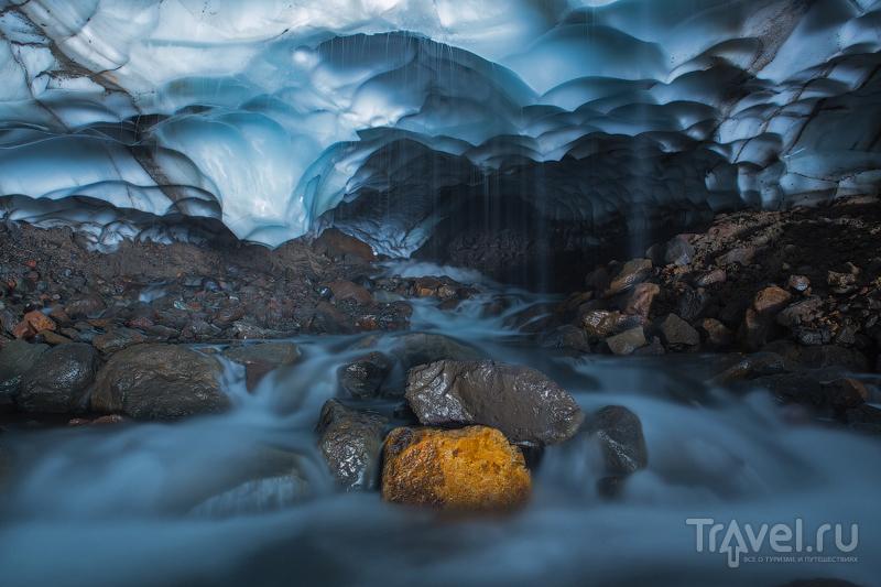 Снежные пещеры Камчатки. Два года спустя