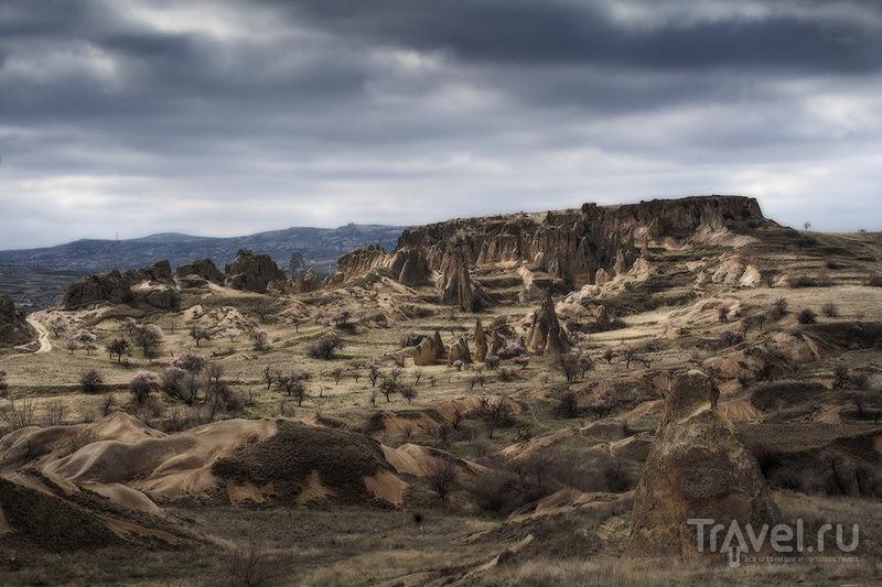 Страна каменных грибов и воздушных шаров / Фото из Турции