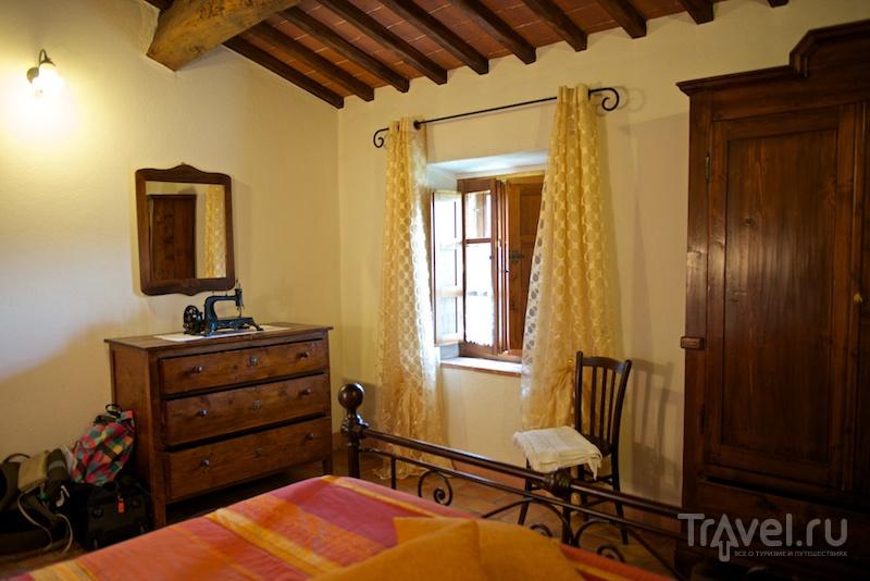 Пожить на вилле в Тоскане / Италия
