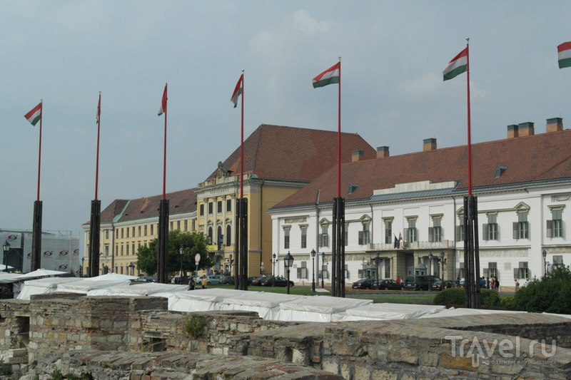 Прогулка по Будайской крепости / Венгрия