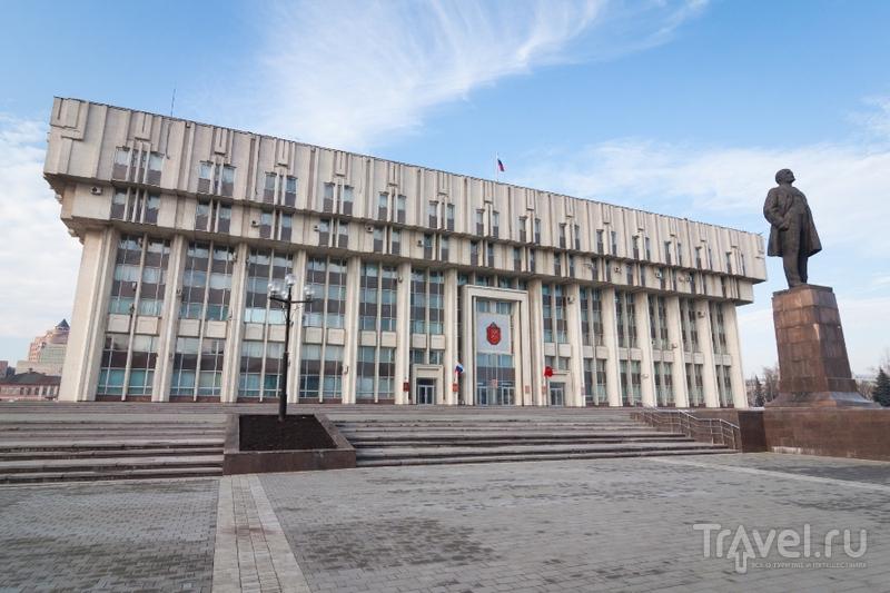 Тула. Избы и пряники / Россия