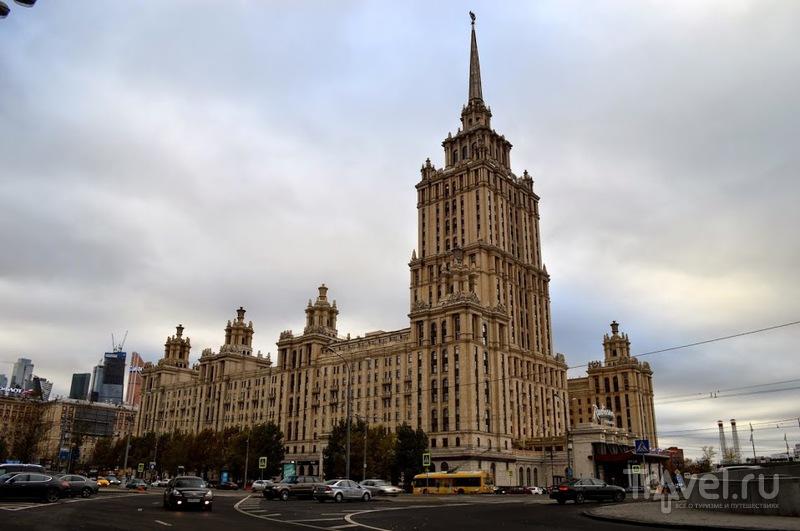 Легенды сталинских высоток