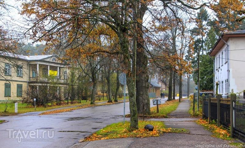 Осеняя Юрмала / Фото из Латвии