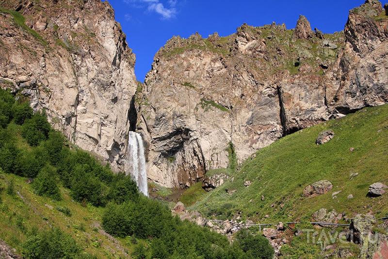 Урочище Джилы-Су. На высоте 2380 м / Фото из России