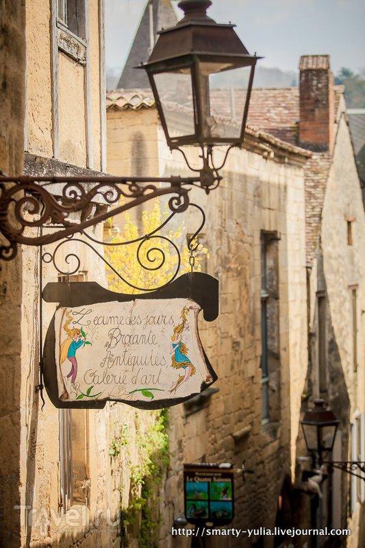 Сарла-ла-Канеда - жемчужина Дордони / Фото из Франции