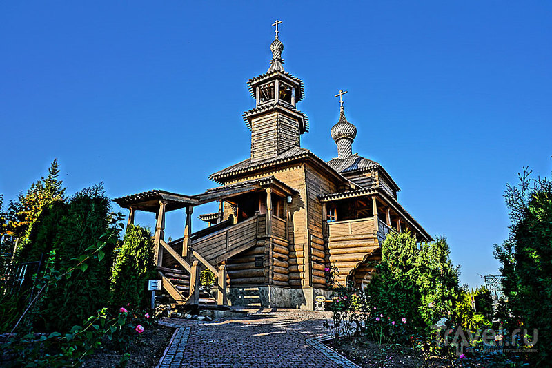 Монастырь в Боровске / Россия