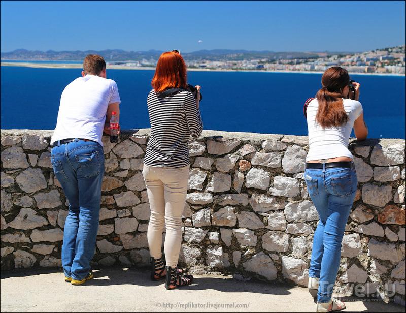 Лазурный берег / Фото из Франции