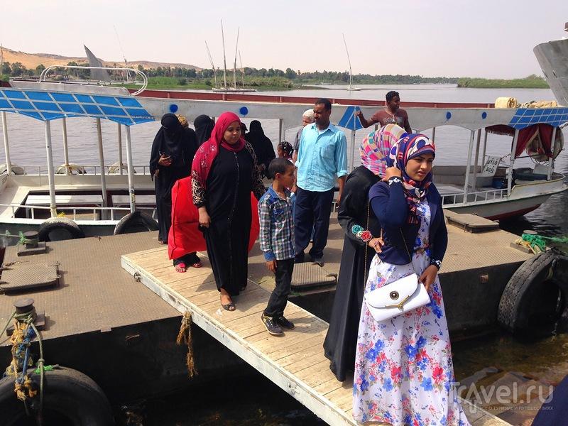 Транспорт в Египте: такой разный и забавный / Египет