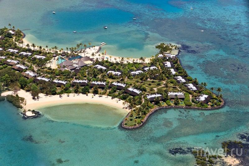 Курортный отель на Маврикии