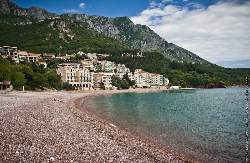 Пржно, дорогущий Милочер и как я дошёл до точки / Фото из Черногории