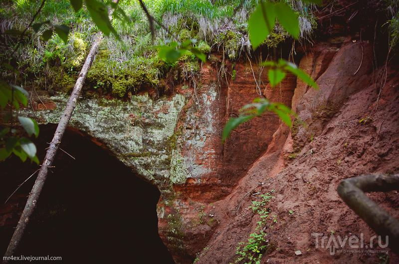 Пещеры в Рождествено, о которых Набоков умалчивал / Россия