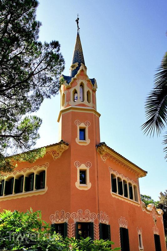 Сказочный парк Гуэль / Испания