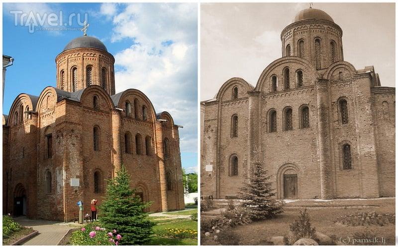 Домонгольские церкви Смоленска / Россия