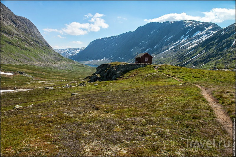 Road to Geirangerfjord / Норвегия