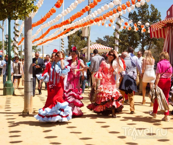 Севилья и самый ожидаемый фестиваль Ферия де Абрил / Испания