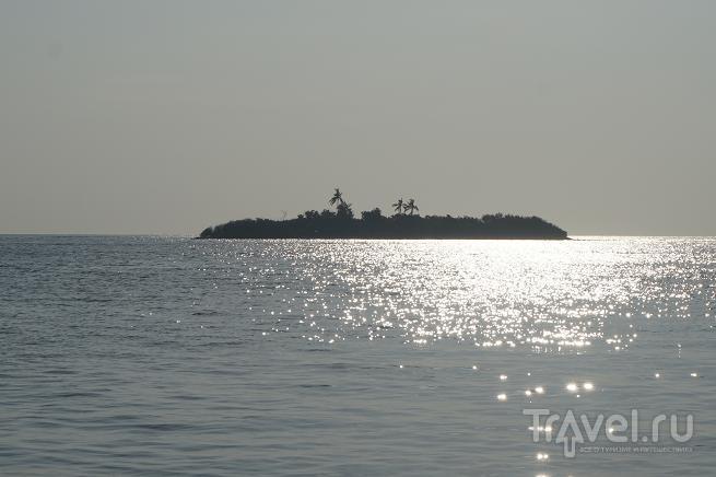 Утро на Мальдивах / Мальдивы