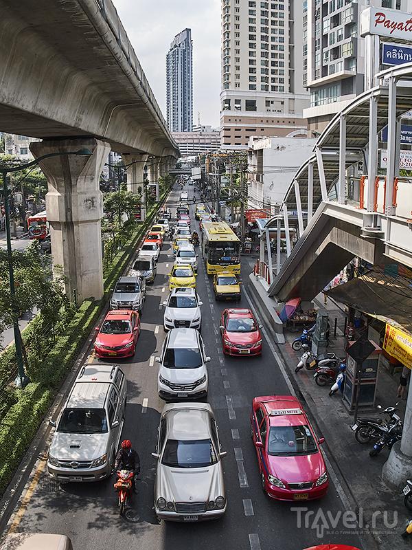 Бангкок. Первые впечатления / Таиланд