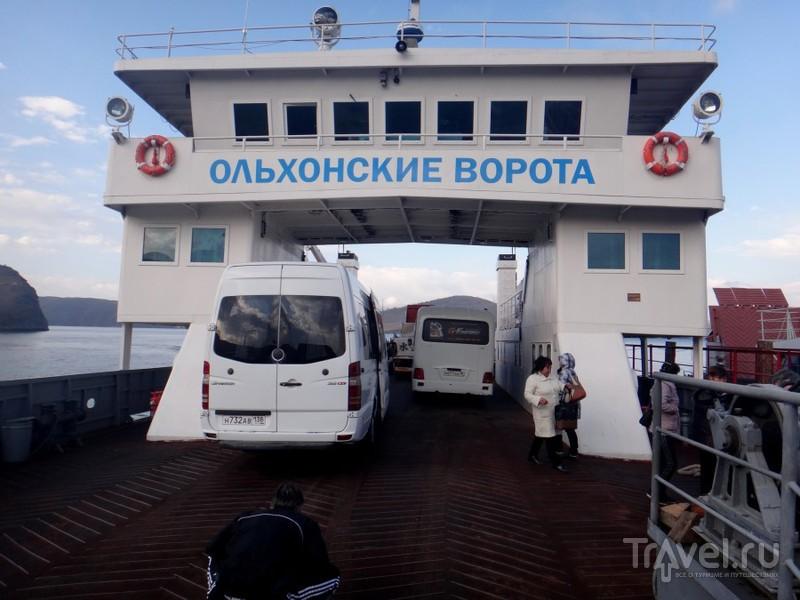 Остров Ольхон на внедорожнике / Россия